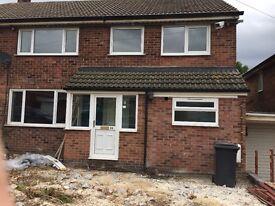 Full house double glazing