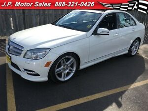 2011 Mercedes-Benz C-Class C350, Automatic, Leather, Sunroof, Ba