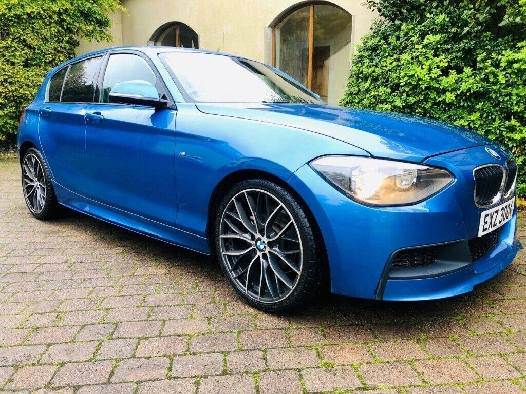 BMW 116i M Sport - audi a1 a3 vw golf gti gtd mercedes 320d mini px warranty finance