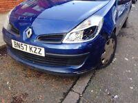 Renault clio 1.2tce spares or repair