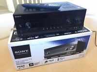 Sony STR-DH820 AV Receiver 7.2 Channel Amp — What Hifi 5 Star Rated