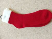 Pair of brand new Adult Christmas socks from New Look