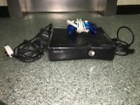black xbox 360 250GB
