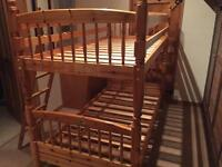 Pine Bed Frames - Single - Extremely well made
