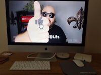 Apple iMac 27inch 5k swap for 12 inch macbook