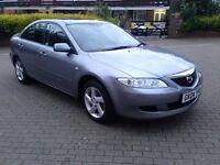 MAZDA6 AUTO 5 DOOR HATCH BACK 2004 PETROL 95000 MILES 1 YEAR MOT
