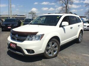 2012 Dodge Journey R/T**AWD**LEATHER**SUNROOF**BLUETOOTH**