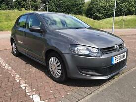 2012 VW POLO 5DR 1.2 S A/C LOW Mileage!