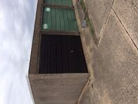 Garage single space for one car in Braintree Essex. Near Chelmsford Witham