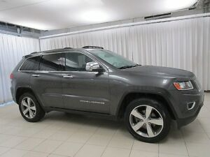 """2015 Jeep Grand Cherokee """"""""ONE OWNER"""""""" Gorgeous Grand Cherokee L"""