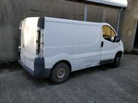 RENAULT TRAFFIC BREAKING FOR PARTS ( trafic vivaro primaster )