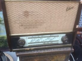 Very old Ekco radio