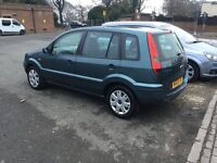 2003 Ford Fusion 1.4dtci--11 months mot,£30 a year road tax,central lock,cd,ac,tidy body & inside.