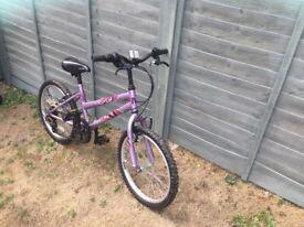 Girls Maxima Crush Bike 20 inch wheels