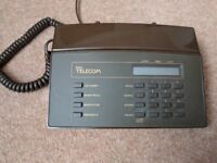 BT VENUE 24 TELEPHONE FROM THE 80's