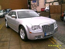 CHRYSLER 300C 3.0 V6 CRD SE Auto (silver) 2010