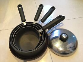 5 piece Circulon pan set