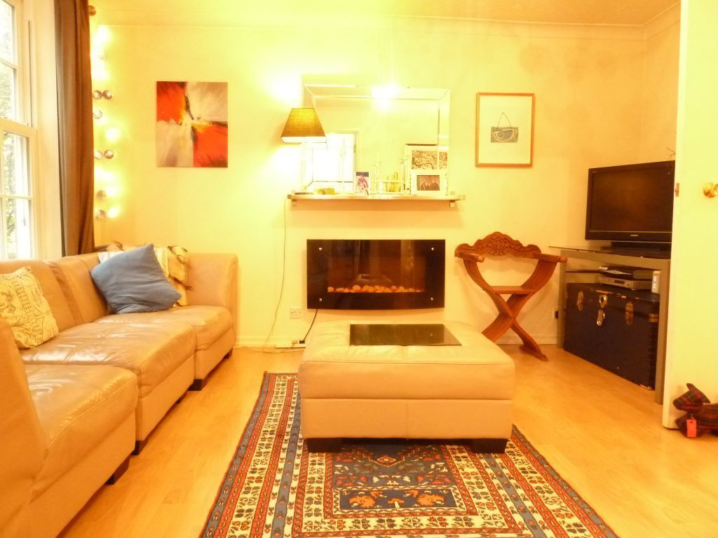 Lovely 1 Bed Flat Short Walk Away From Battersea Square & River Thames With Parking Included In Rent