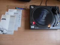 Technics 1210 MK3D deck