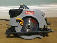 ryobi circular saw EWS-1366 (230V)