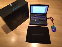 ALIENWARE M14X GAMING LAPTOP + 10 GB RAM + SALES, FREE ACCESSORIES, BOXED!