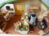 Sylvanian Families Bakery with Box