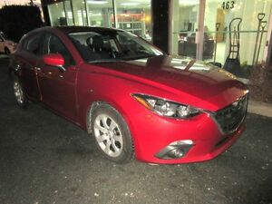 2014 Mazda 3 HOT HATCH W/ SUMMER ALLOYS AND WINTER TIRES