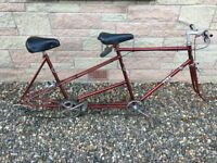 Vintage Tandem Puma. Superb classic bike