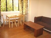 SUPER SPACIOUS 3 DOUBLE BEDROOM GROUND FLOOR FLAT WITH GARDEN NEAR ZONE 2 TUBE & 24 HOUR BUSES