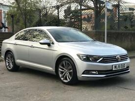 2015 Volkswagen Passat 2.0 TDi GT Bluemotion Tech 4DR