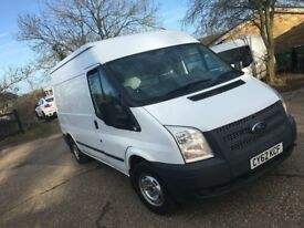 FORD TRANSIT MWB FRIDGE VAN.2013.ONE OWNER.CHOICE OF 5 VANS.LOW MILES