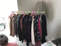 Ladies clothes ZARA H&M TOPSHOP