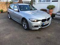 BMW 320D x Drive Sport Auto