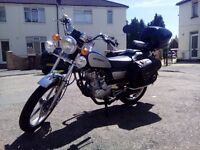 125cc Motorbike CUSTOM, FANTASTIC CONDITION. OFFERS WELCOME