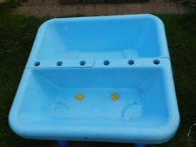 WATER SAND ACTIVITY TABLE