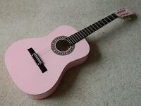 Pink Herald HL34 Acoustic Guitar