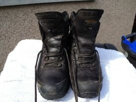 Meindl boots size 11 Kansas GTX AS NEW