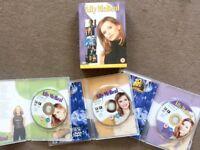 Ally McBeal DVD set. Season 4 Part 1. 3 disc set. £7 with free shipping!