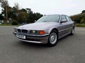 1997 BMW 7 SERIES 735 - LONG MOT - FUTURE CLASSIC
