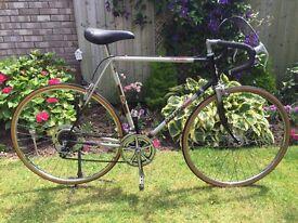 Vintage 1984 Raleigh Winner road bike