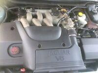 jaguar x type v6 se auto