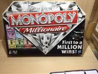 Monopoly Millionaire Edition Hasbro Games 100% Complete