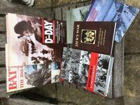 History and World War books