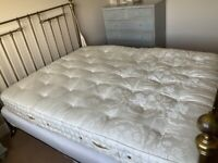 Super comfy 'And So T Bed' King Size mattress