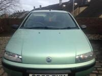 For sale or swaps fiat punto 1.2 active sport