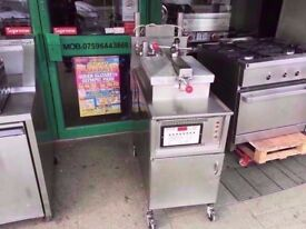 PRESSURE COMMERCIAL HENNY PENNY FASTFOOD FRYER MACHINE CATERING TAKEAWAY SHOP CAFE RESTAURANT PUB