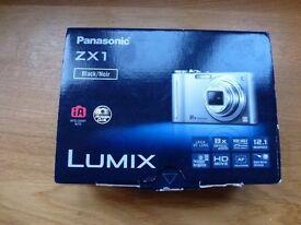 Digital Camera - Lumix ZX1 - 12.1 mega pixel