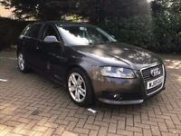 2009 59 AUDI A3 1.9 TDI E SPORTS 5 DOOR, IMMACULATE CONDITION £3700