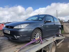FORD FOCUS ST170 PARTS BREAKING SPARES LONDON ESSEX