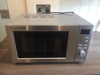 Used Russell Hobbs Microwave Oven - 800W - Capacity 20 Litre - With Box